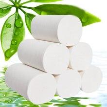 10 рулонов бумажные полотенца для рук туалетная бумага рулон