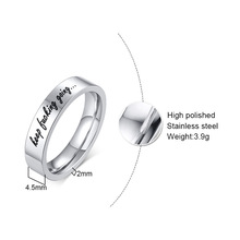 FXM CAR7 4mm new arrival fine silver ring have silver rose gold three colors choose free shipping new style