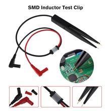 ANENG induktor SMD klip testowy miernik pincety LCR długopis testowy do rezystora multimetr kondensator klip testowy multimetr sonda tanie tanio Elektryczne CN (pochodzenie) 10mm-15mm plug insertion depth none 250V