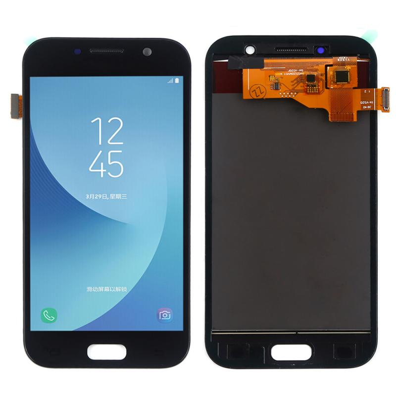 For Samsung A5-2017/A520 High Quality LCD Screen Brightness Adjustable Fast And Safe Logistics Damaged Resend