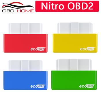 15 paliwa bezpiecznie ze Nitro OBD2 EcoOBD2 skrzynka tuningowa ECU wtyczce OBD dla samochodów większa moc dropshipping klasy ekonomicznej akcesoria samochodowe tanie i dobre opinie ACARTOOL CN (pochodzenie) english Czytniki kodów i skanowania narzędzia Multi-Language 13 Kinds Multi-Brand Cars Supports 7 Kinds of OBD2 Protocols