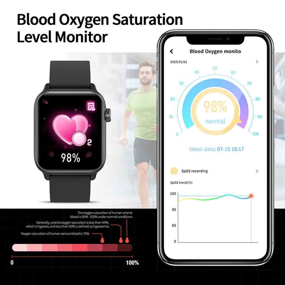 Nouveau TICWRIS GTS hommes femmes Bluetooth 4.0 Bracelet corps en temps réel mesure de la température fréquence cardiaque étanche Sport montre intelligente