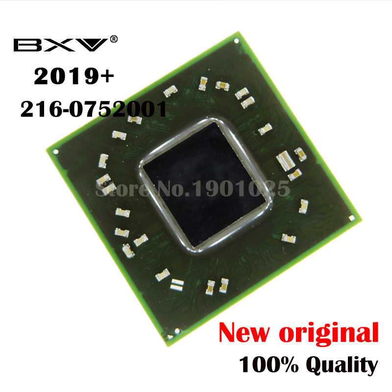 2019 + 100% Neue original 216-0752001 216 0752001 BGA Chipset