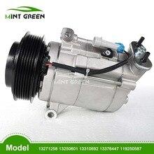 Auto ac Compressor for Chevrolet Cruze 1.6i 16V for Holden Cruze 1.8i 96966630 13271258 13250601 13310692 13376447 119250587