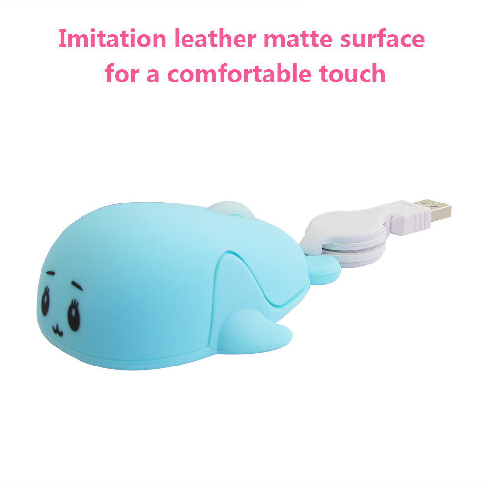 mouse usb retractable