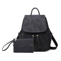 2PCS New Shoulder Bag Multi purpose Casual Fashion Female Fashion Bag Book Lady Luxury