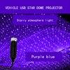 Single purple blue