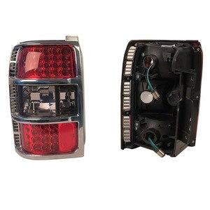 Image 4 - Geändert Auto LED Rücklicht Für Mitsubishi PAJERO V31 V32 1991 1992 1993 1994 1995 1996 1997 Bremslicht Blinker 2Pcs L R