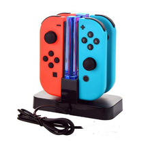 Charging-Dock Gamepad Ns-Switch Joy-Con-Controller