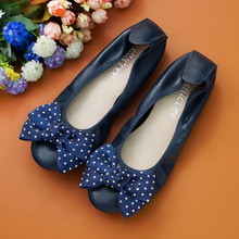 AUCVEE Spring Fashion Shoes Woman Ballet Flats Women Soft Slip On Single Lady Shoes Loafers Footwear Zapatos De Mujer Size 34-44 cresfimix zapatos de mujer women fashion pu leather slip on flat shoes female soft and comfortable black loafers lady shoes