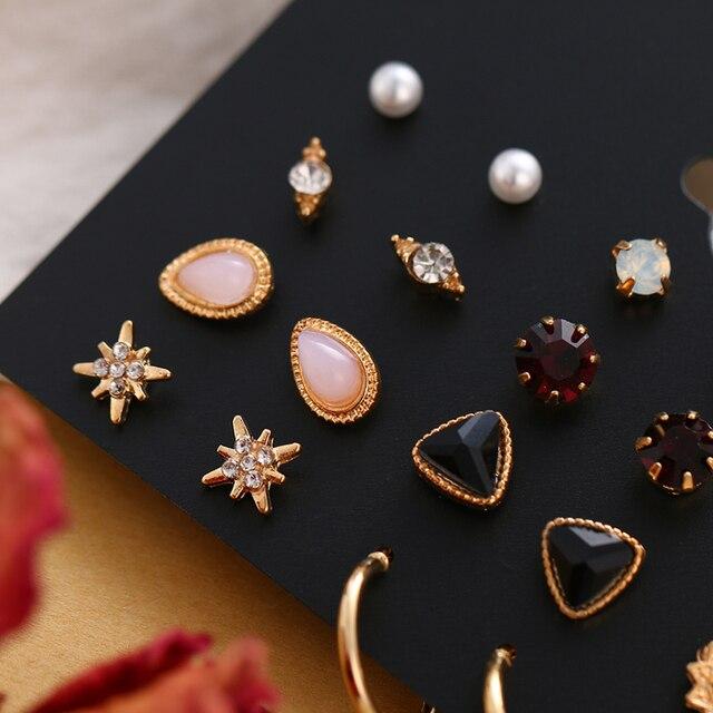 a multitude of jewels earrings 4