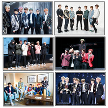 kpop Bangtan boys poster,jungkook  Home Decor Decoration Stickers Posters free shipping