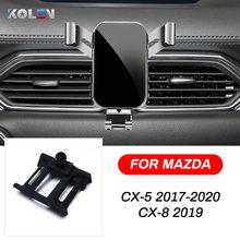 Автомобильный мобильный телефон держатель для mazda cx 5 cx5