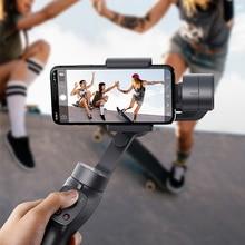 Baseus ручной шарнирный стабилизатор для камеры GoPro 3-Axis Беспроводной Bluetooth телефона и шаровым замком для автоматического отслеживания движени...