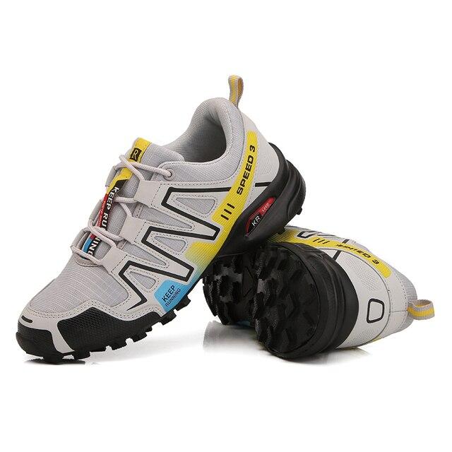 Sainimo Solomon explosive outdoor casual shoes men shoes men sneakers men Large size zapatillas hombre  Tenis chaussure homme 1