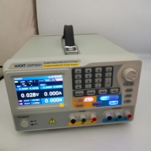 OWON ODP3031 105W programmeerbare LAB voeding 30V 3A 1mV 1mA Resolutie 1 CH Output, met 5 V/3.3 V Vaste DC Voeding