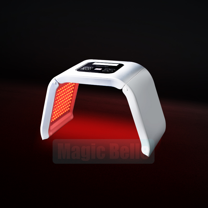High Quality 7 Colors LED Acne Scar Removal And Shrink Pores Therapy Beauty Machine