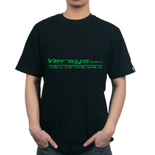 Tee-Shirt Versys 650 Motorcycle 100%Cotton Casual Men for 1000/z900rs Printed Cool Fashion