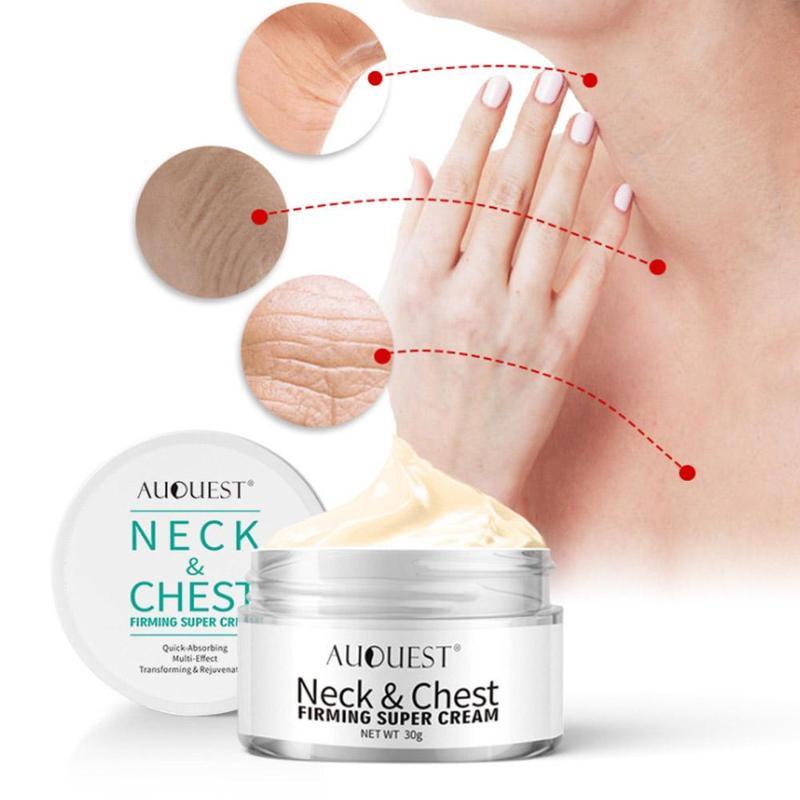 30g Neck & Chest Firming Cream Neck Care Lifting Repair Wrinkles Neck Cream
