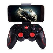 X3 Wireless Gamepad Android Wireless Joystick Spiel Controller Bluetooth 3,0 Controller für Android Tablet Telefon Unterstützung Joystick