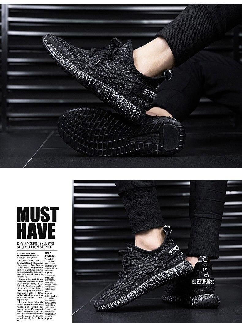 voando tecido esportes sapatos casuais mais veludo