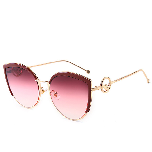 Cat's Eye Sunglasses  2