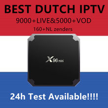 Dutch IPTV M3u For Nederlands israel sweden Turkey Belgium USA uk iptv Support For Android Smart TV IOS Enigma2 pc(China)
