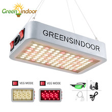 Indoor 2000W Led Grow Light Phytolamp For Plants Grow Tent Full Spectrum Phyto Lamp Veg And Bloom Mode Led Lights With Glasses