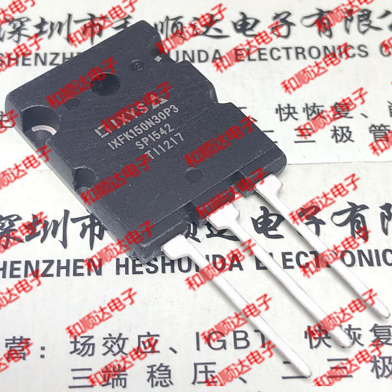 10pcs / lot IXFK150N30P3 new stock TO 3PL 300V 150A|Cable Winder| |  - title=