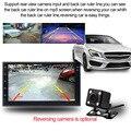 7-дюймовый экран автомобильный GPS навигация WiFi стерео MP5 плеер FM радио универсальный высокой четкости GK99