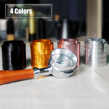 Dosing-Ring Coffee-Powder Barista-Tool Espresso Intelligent IDR PROFILTER 53MM Aluminum