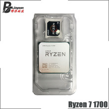 AMD Ryzen 7 1700 R7 1700 3.0 GHz Acht-Core CPU Processor YD1700BBM88AE Socket AM4