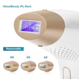 Image 2 - KinseibeautyกำจัดขนIPLเลเซอร์กำจัดขนถาวรไฟฟ้าDepiladorสิวฟื้นฟูผิว