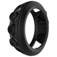 Универсальный водонепроницаемый силиконовый защитный чехол для часов, спортивный легкий гибкий чехол, умные аксессуары для Garmin Fenix 3