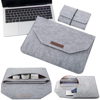 2021 Laptop Sleeve Bag 13 14 15.4 15.6 16 Inch For Apple Macbook Air Pro 13.3 for HuaWei Honor MagicBook MateBook Notebook Case 1