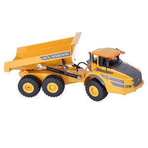RC Dump Truck Model 2.4Ghz Remote Control Dumper Toy RC Engineering Cars Vehicles Tilting Cart for Xmas Gift E581-003