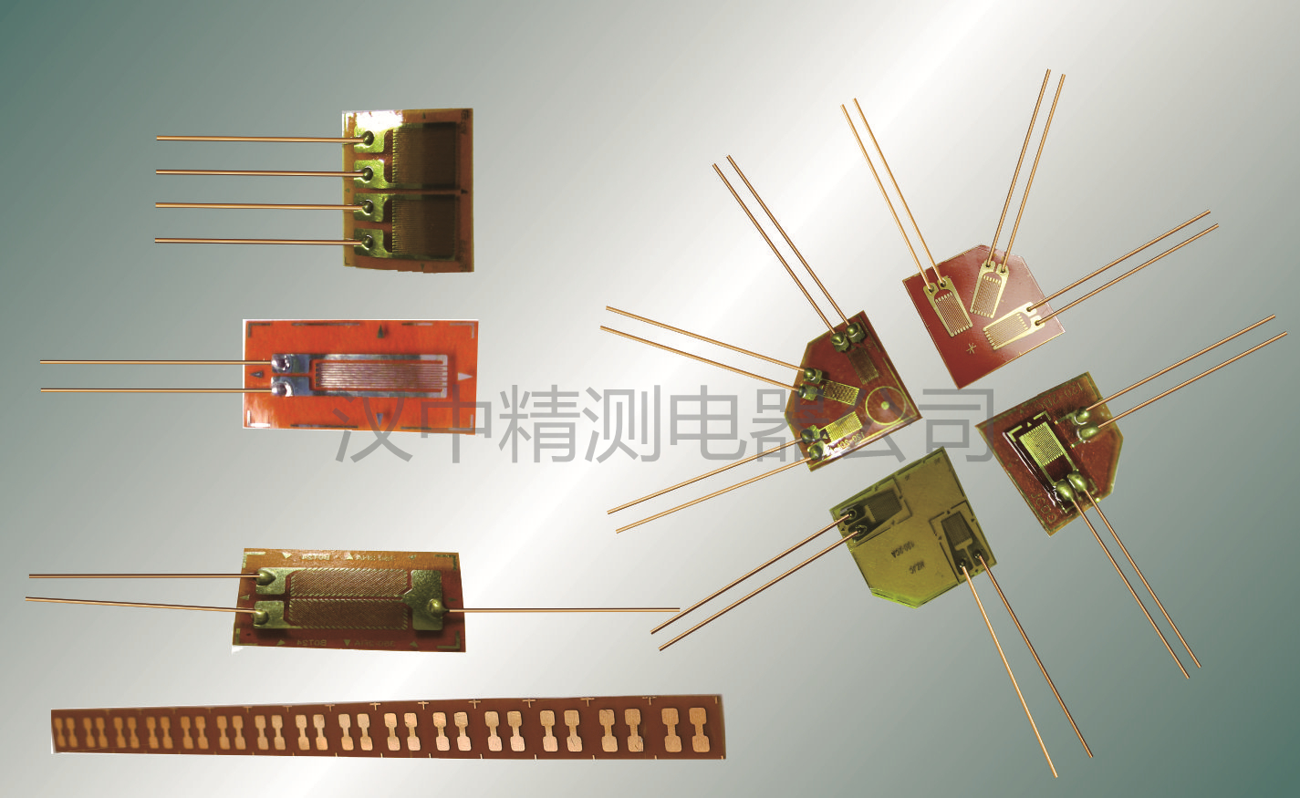 Resistance Strain Gauge Customization