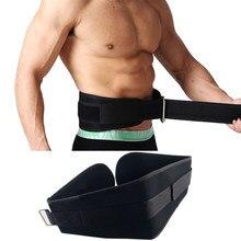 Halterofilismo agachamento treinamento banda de apoio lombar esporte powerlifting cinto de fitness ginásio volta cintura protetor para homens da mulher