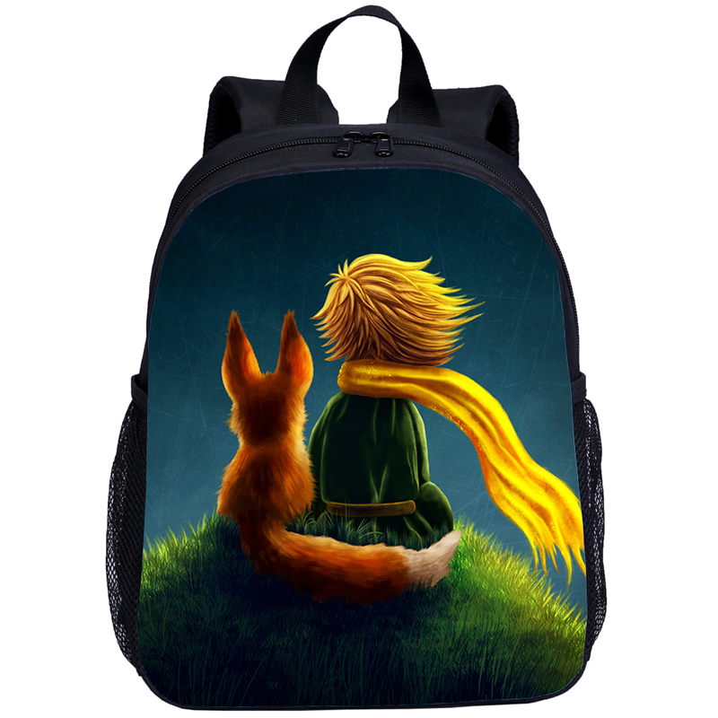 2020 Cartoon The Little Prince Kids School Bags For Girls Mochila Kids Bag Kindergarten Toddler Children School Backpack For Boy