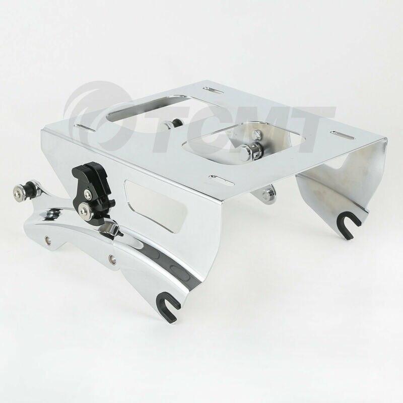 Motocicleta solo montagem rack de encaixe ferragem