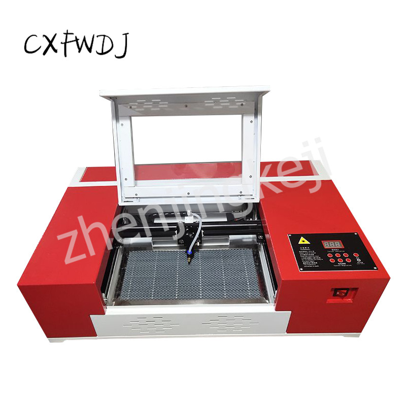 3020-B Laser Cutting Film Cutting Machine Mobile Phone Size Film Back Film Cutting Multi-Function Engraving And Cutting Machine