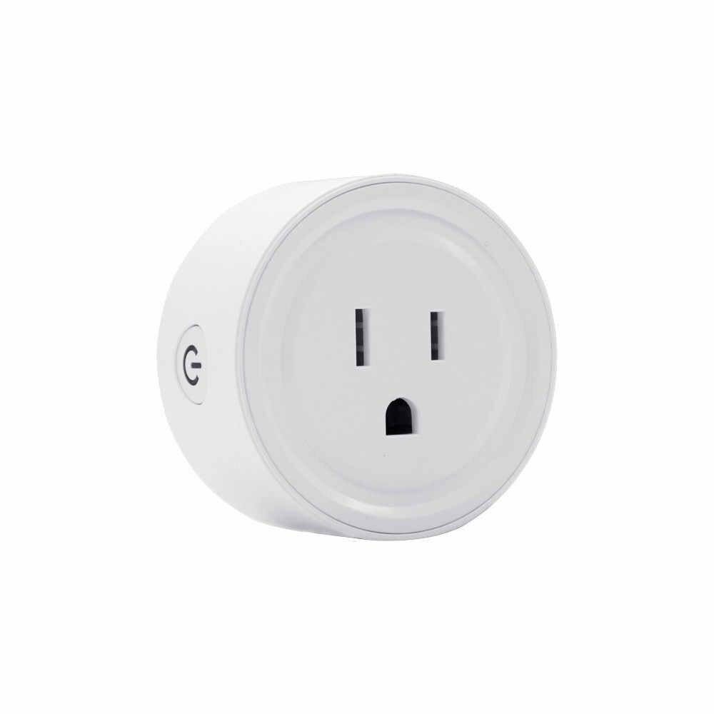 Smart WiFi Socket nos enchufe interruptor para Amazon Alexa/Google App Casa de Control inteligente enchufe adaptador de la energía