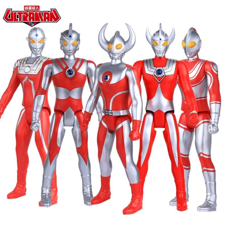 Ultraman Genuine Ultraman Galaxy Model Monster Siro Ace Ott Zofie Boy Toy