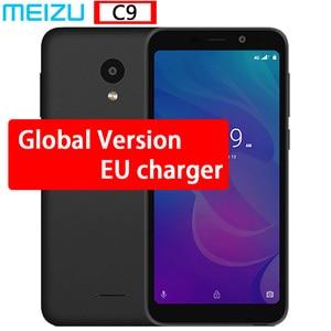 """Original Meizu C9 M9C smartphone Global Version Quad Core 2GB 16GB 5.45"""" Full screen 13.0MP Camera 3000mAh Cell Phone(China)"""