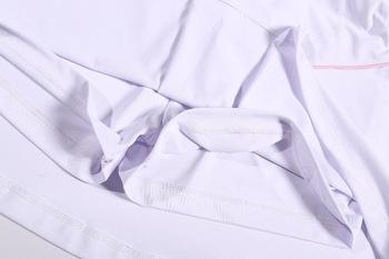 Jin Guanchun letnia damska spódnica do tenisa plisowana spódnica z rozciągliwą talią krótka spódniczka z spodenki zabezpieczające spódnica Shuttlecock grupy Shi tanie i dobre opinie