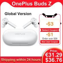 Global OnePlus Buds Z TWS Bluetooth 5.0 słuchawki słuchawki bezprzewodowe BOOM Stereo sport wodoodporne słuchawki douszne słuchawki mikrofon