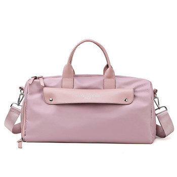 Sports fitness bag women's yoga bag wet and dry shoes shoulder bag training bags portable travel bag italian design purple shoes and bag sets women shoes and bag set med heel african matching shoes and bag set decorated mm1046