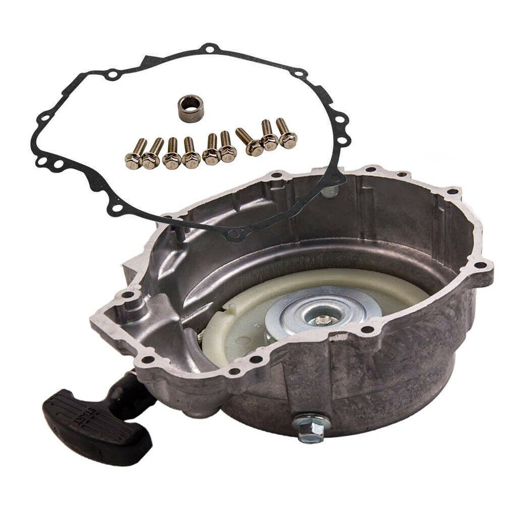 Os motores do metal dos componentes de atv puxam os parafusos do começo da substituição recoil starter ajustaram o conjunto profissional para o sportsman 500 96-11