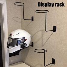 Expositor na parede chapéu rack de exibição de parafuso rack de bicicleta capacete da motocicleta rack de exibição sapatos de basquete rack de exibição