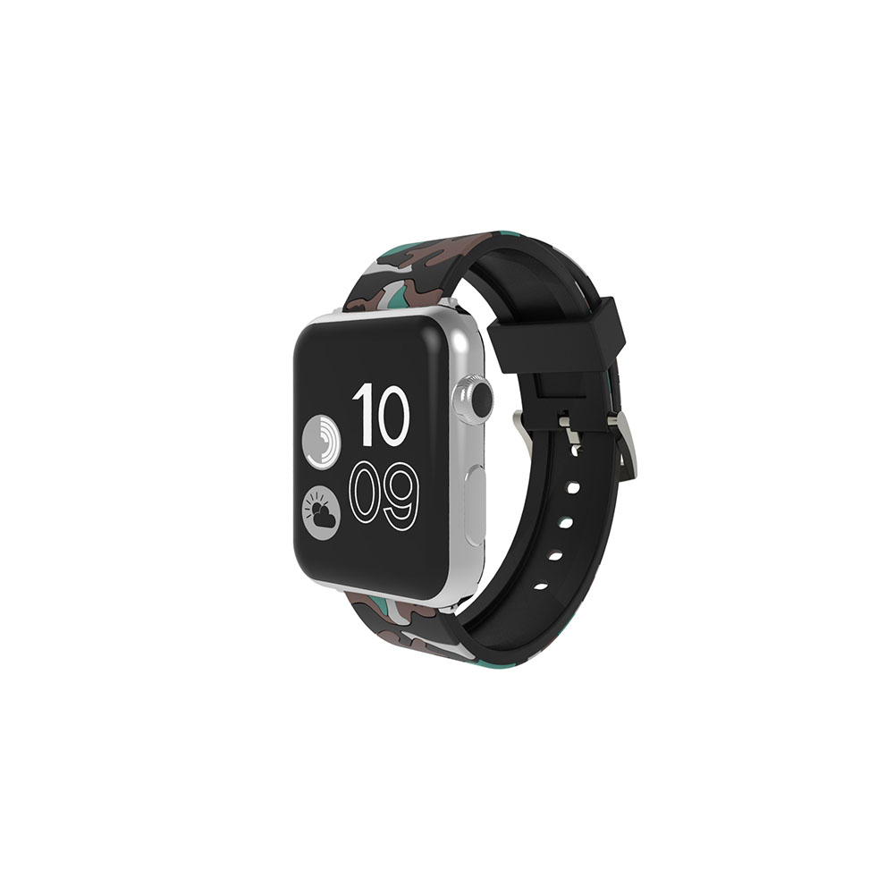 Watch Strap for Apple Watch Series 4 3 2 1 Band Bracelet Wrist Strap for apple WatchBand 44mm 42mm 40mm 38mm watchstrap band in Smart Accessories from Consumer Electronics